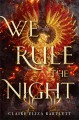 Cover for We rule the night