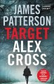 Cover for Target: alex cross [Large Print]