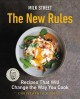 Cover for Milk Street: the new rules: recipes that will change the way you cook