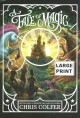 Cover for A tale of magic [Large Print]