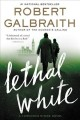 Cover for Lethal white [Large Print]