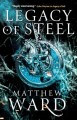 Cover for Legacy of steel
