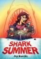Cover for Shark Summer