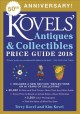 Cover for Kovels' antiques & collectibles price guide 2018