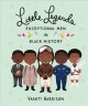 Cover for Little legends: exceptional men in black history