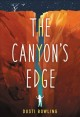 Cover for The canyon's edge