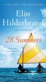 Cover for 28 summers: a novel [Large Print]