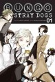 Cover for Bungo stray dogs. 01