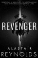 Cover for Revenger