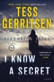 Cover for Rizzoli & Isles: I know a secret: a novel