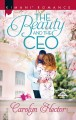Cover for The beauty and the CEO