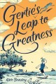 Cover for Gertie's leap to greatness