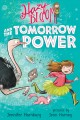 Cover for Hazy Bloom and the tomorrow power