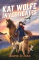 Cover for Kat Wolfe investigates