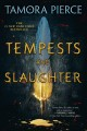 Cover for Tempests and slaughter: a Tortall legend