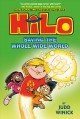 Cover for Hilo: saving the whole wide world