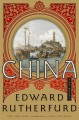 Cover for China: the novel
