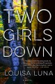 Cover for Two girls down: a novel