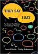 Cover for They say / I say: the moves that matter in academic writing