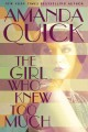 Cover for The Girl Who Knew Too Much