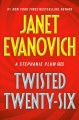 Cover for Twisted Twenty-six