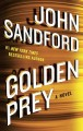 Cover for Golden prey