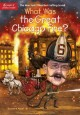 Cover for What was the Great Chicago Fire?