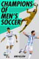 Cover for Champions of men's soccer