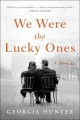 Cover for We were the lucky ones