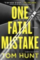 Cover for One fatal mistake