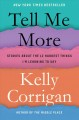 Cover for Tell me more: stories about the 12 hardest things I'm learning to say