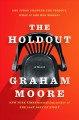Cover for The holdout: a novel