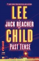 Cover for Past tense: a Jack Reacher novel