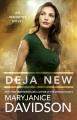 Cover for Deja new