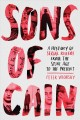 Cover for Sons of Cain: a history of serial killers from the stone age to the present