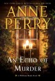 Cover for An Echo of Murder