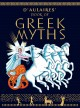 Cover for D'Aulaires' book of Greek myths.