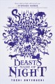 Cover for Beasts made of night