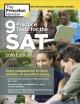 Cover for 9 practice tests for the SAT