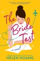 Cover for The bride test