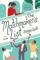Cover for The Matchmaker's List