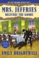 Cover for Mrs. Jeffries delivers the goods