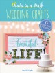 Cover for Wedding crafts / Wedding Crafts