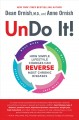 Cover for Undo it!: how simple lifestyle changes can reverse most chronic diseases