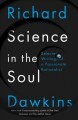 Cover for Science in the Soul: Selected Writings of a Passionate Rationalist