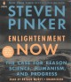 Cover for Enlightenment now: the case for reason, science, humanism, and progress