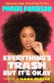 Cover for Everything's trash, but it's okay