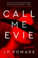Cover for Call me Evie