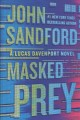 Cover for Masked Prey