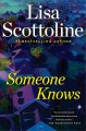 Cover for Someone Knows